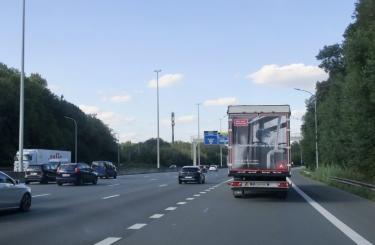 Antwerpen, de shift