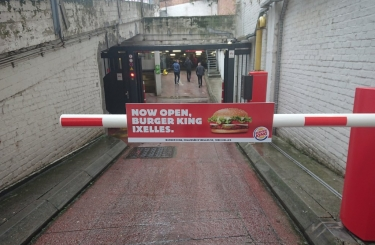 Burger King Ixelles