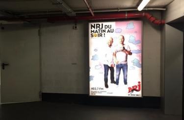NRJ - Q-Park Gare du Midi