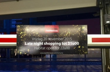 Shopping Stadsfeestzaal