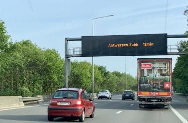 Stad Antwerpen / Slim naar A
